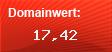 Domainbewertung - Domain www.gesundheitundwohlbefinden.de bei domainwert1.de