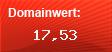 Domainbewertung - Domain gruene-marl.de bei domainwert1.de