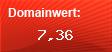 Domainbewertung - Domain www.wunschfee.com bei domainwert1.de