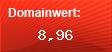 Domainbewertung - Domain www.fantikantik2012.de bei domainwert1.de