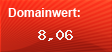 Domainbewertung - Domain www.domainwert1.de bei domainwert1.de