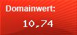 Domainbewertung - Domain www.bundeskanzlerin.de bei domainwert1.de