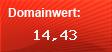 Domainbewertung - Domain www.likespike.de bei domainwert1.de