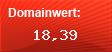Domainbewertung - Domain www.rabattfuchser.de bei domainwert1.de