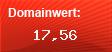 Domainbewertung - Domain www.abcgifs.de bei domainwert1.de