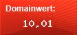 Domainbewertung - Domain www.gilbertswebhostingshop.com bei domainwert1.de