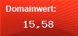 Domainbewertung - Domain designer-netz.de bei domainwert1.de