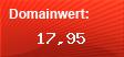 Domainbewertung - Domain foren-hilfe.de bei domainwert1.de