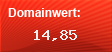 Domainbewertung - Domain www.cateringpotsdam.de bei domainwert1.de