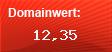 Domainbewertung - Domain www.paderrooms.de bei domainwert1.de
