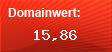 Domainbewertung - Domain www.inkasso-anwalt-hamburg.de bei domainwert1.de
