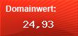 Domainbewertung - Domain www.wow-online-handel.de bei domainwert1.de