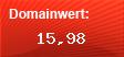 Domainbewertung - Domain www.digitalreich.de bei domainwert1.de
