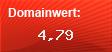 Domainbewertung - Domain www.bizteam.com bei domainwert1.de