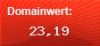 Domainbewertung - Domain www.goldspiele.com bei domainwert1.de