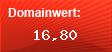 Domainbewertung - Domain www.fechner-vh.de bei domainwert1.de