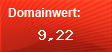 Domainbewertung - Domain www.petrawalk.de bei domainwert1.de