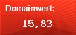 Domainbewertung - Domain www.d3b.de bei domainwert1.de
