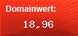 Domainbewertung - Domain everydayliz.de bei domainwert1.de