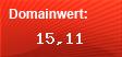 Domainbewertung - Domain www.trefficboom.de bei domainwert1.de
