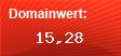 Domainbewertung - Domain www.schlicktown-verlag.de bei domainwert1.de