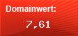 Domainbewertung - Domain www.gesundplus24.de bei domainwert1.de