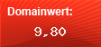 Domainbewertung - Domain www.caprice-escort.de bei domainwert1.de