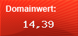 Domainbewertung - Domain www.rack-monitoring-system.de bei domainwert1.de