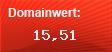 Domainbewertung - Domain zahnweiss-bleaching.de bei domainwert1.de