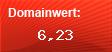 Domainbewertung - Domain www.euroshop1.de bei domainwert1.de