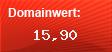 Domainbewertung - Domain darmreinigung-darmsanierung.de bei domainwert1.de
