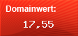 Domainbewertung - Domain www.gutschein-finder.net bei domainwert1.de