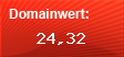 Domainbewertung - Domain www.srvguard.de bei domainwert1.de