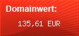 Domainbewertung - Domain www.berlin-guide.com.de bei domainwert1.de