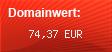 Domainbewertung - Domain www.lm-arbeitsschutz.de bei domainwert1.de