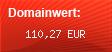 Domainbewertung - Domain www.sportwettenabc.de bei domainwert1.de