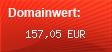 Domainbewertung - Domain sportwettengrundlagen.de bei domainwert1.de