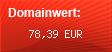 Domainbewertung - Domain www.cronjob.autovisitor.de bei domainwert1.de