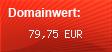 Domainbewertung - Domain www.gewinner-mailtausch.de bei domainwert1.de