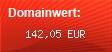 Domainbewertung - Domain paid4check.de bei domainwert1.de