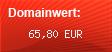 Domainbewertung - Domain www.afterwiesnparty.net bei domainwert1.de