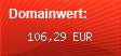 Domainbewertung - Domain www.goggosoft.de bei domainwert1.de