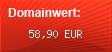 Domainbewertung - Domain www.a-z-info-ebooks.de bei domainwert1.de