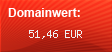 Domainbewertung - Domain www.radio-trance-nation.ch bei domainwert1.de