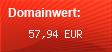 Domainbewertung - Domain www.das-spanische-pferd.de bei domainwert1.de