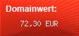 Domainbewertung - Domain www.netzwerk-management-system.de bei domainwert1.de