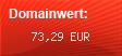 Domainbewertung - Domain www.netzwerk-thermometer.de bei domainwert1.de