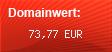 Domainbewertung - Domain www.luftfeuchte-sensor.de bei domainwert1.de