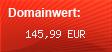 Domainbewertung - Domain www.viralmix.de bei domainwert1.de