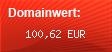 Domainbewertung - Domain www.sichneuverlieben.de bei domainwert1.de